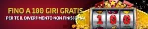 bonus freespins per casino