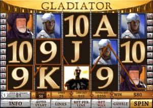 gladiator videoslot