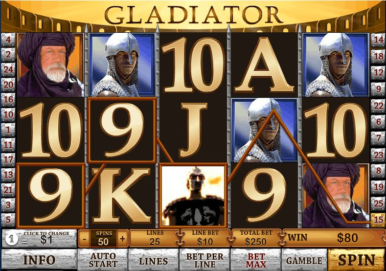<strong>Gladiator, recensione completa dall video slot di Playtech</strong>