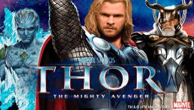 <strong>Thor The Mighty Avenger: la videoslot finale!</strong>