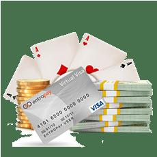 Entropay come metodo di pagamento per casino