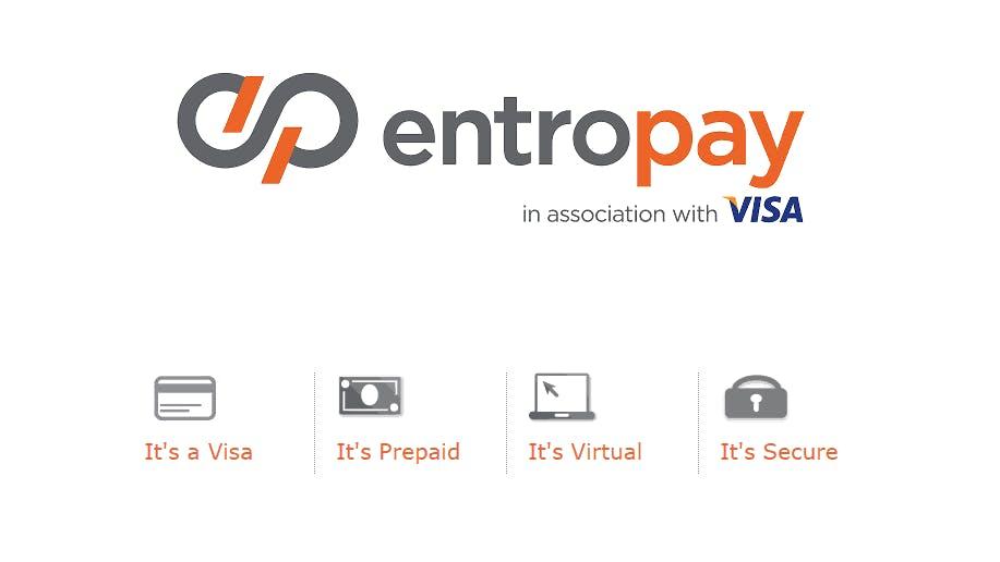 Entropay: usala nei casino online italiani!