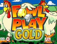 Fowl Play Gold logo