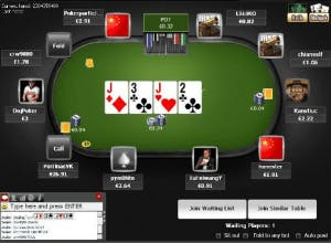 titanbet poker mobile