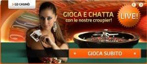 gioco digitale casino bonus