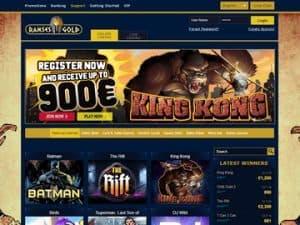 ramses gold casino bonus