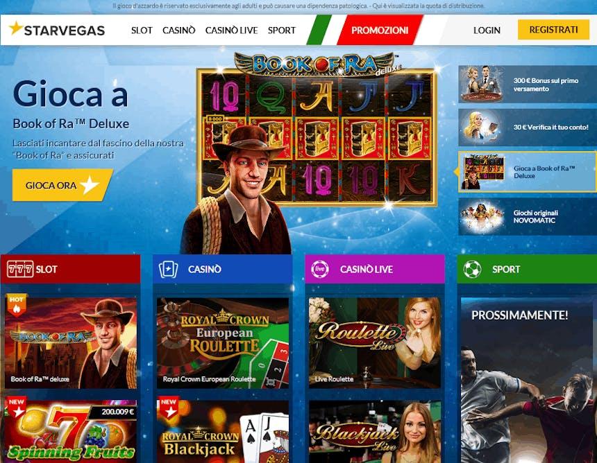 Stavegas homepage