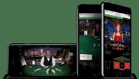 Blackjack live mobile – il gioco dal vivo sempre con voi