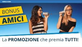 Ricevi il nuovo bonus di CasinoYes: invita un amico e guadagna fino a 50€