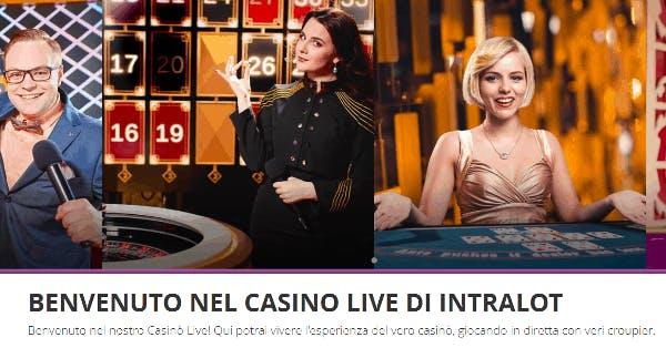 Intralot casino live