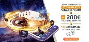 Offerta Esclusiva Netbet Casino