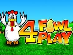 4 Fowl Play logo
