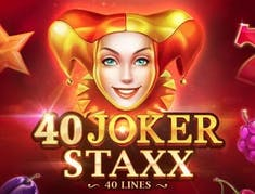 40 Joker Staxx: 40 lines logo