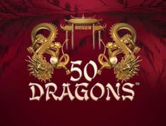 50 Dragons logo