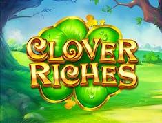Clover Riches logo