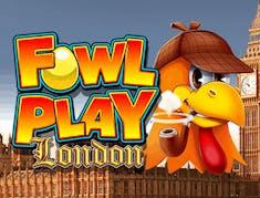 Fowl Play London logo