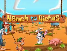 Ranch to Riches logo