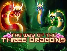 The Way of the Three Dragons logo