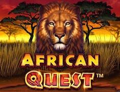 African Quest logo