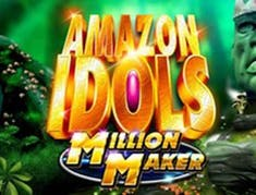 Amazon Idols Million Maker logo