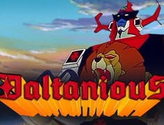 Daltanious logo