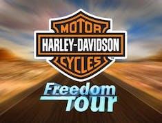 Harley-Davidson Freedom Tour logo