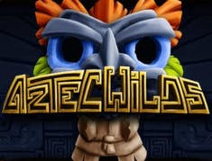 Aztec Wilds logo
