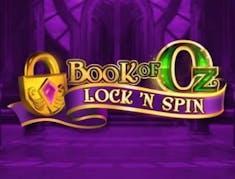 Book of Oz Lock 'N Spins logo