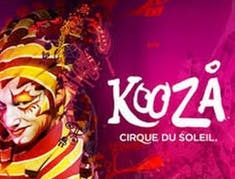 Cirque Du Soleil Kooza logo