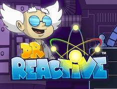 Dr Reactive's Laboratory logo