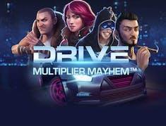 Drive Multiplier Mayhem logo