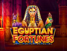 Egyptian Fortunes logo