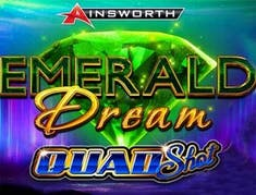 Emerald Dream Quad Shot logo