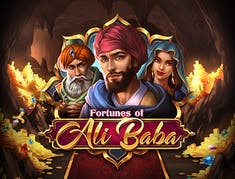 Fortunes of Ali Baba logo