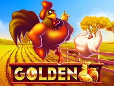 Golden Hen logo