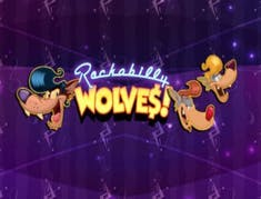 Rockabilly Wolves logo