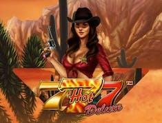 Hot 777 Deluxe logo