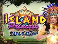 Island Princess Quad Shot logo