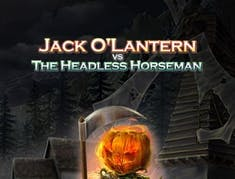Jack O'Lantern vs The Headless Horseman logo