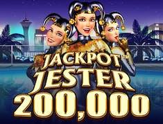 Jackpot Jester 200000 logo