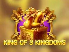 King of 3 Kingdoms logo