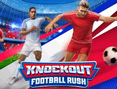 Knockout Football Rush logo