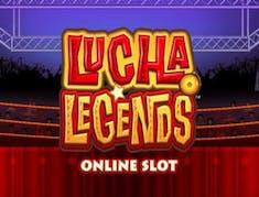 Lucha Legends logo
