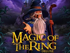 Magic of the Ring Deluxe logo