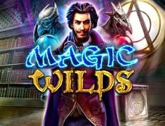 Magic Wilds logo