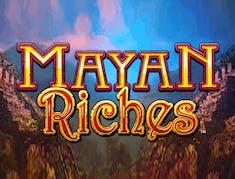 Mayan Riches logo