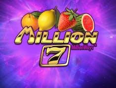 Million 7 logo