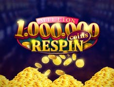 Million Coins Respins logo