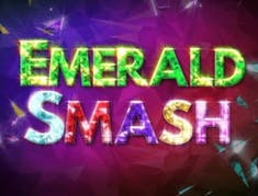 Emerald Smash logo