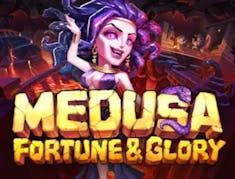 Medusa - Fortune and Glory logo